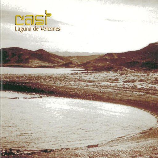 Cast альбом Laguna de volcanes