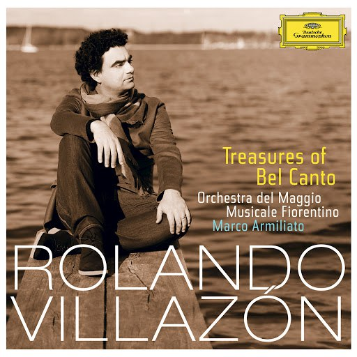 Rolando Villazón альбом Treasures Of Bel Canto