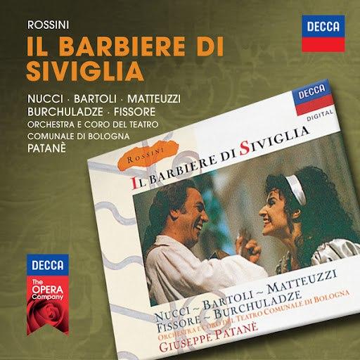 Cecilia Bartoli альбом Rossini: Il Barbiere di Siviglia