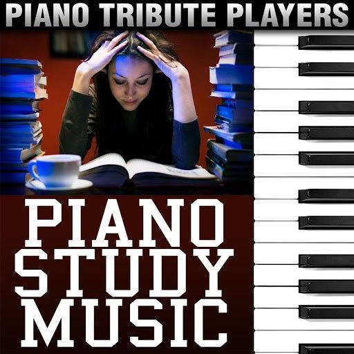 Piano Tribute Players альбом Piano Study Music