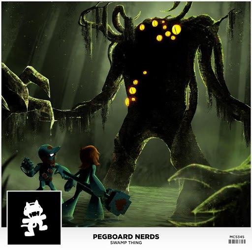 Pegboard Nerds альбом Swamp Thing