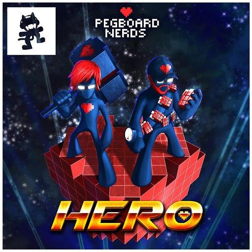 Pegboard Nerds альбом Hero (feat. Elizaveta)