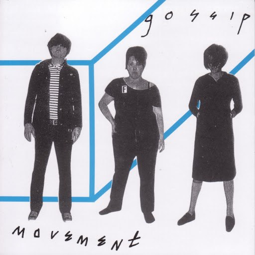 Gossip альбом Movement