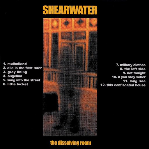 Shearwater альбом The Dissolving Room