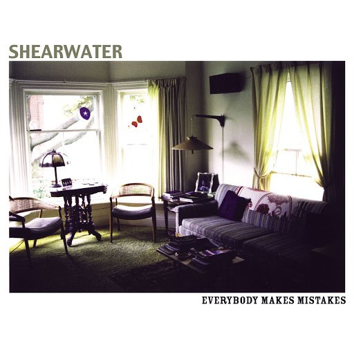 Shearwater альбом Everybody Makes Mistakes