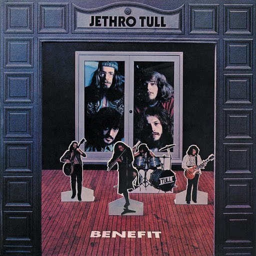 Jethro Tull альбом Benefit (Collector's Edition)