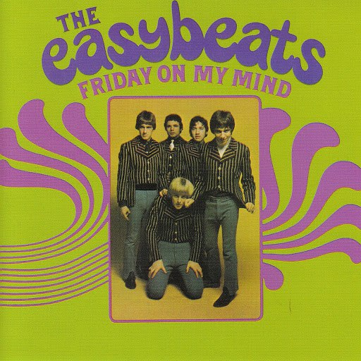 The Easybeats альбом Friday On My Mind