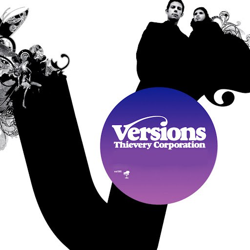 Thievery Corporation альбом Versions - EP