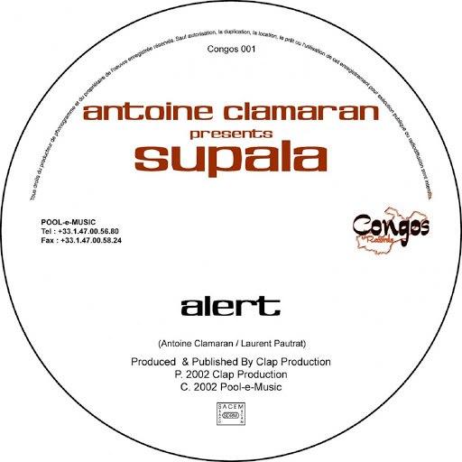 Antoine Clamaran альбом Supala