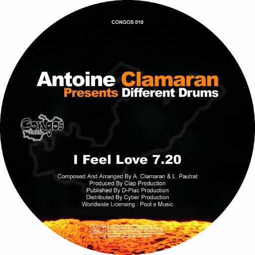 Antoine Clamaran альбом Different Drums