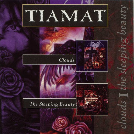 Tiamat альбом Clouds / The Sleeping Beauty