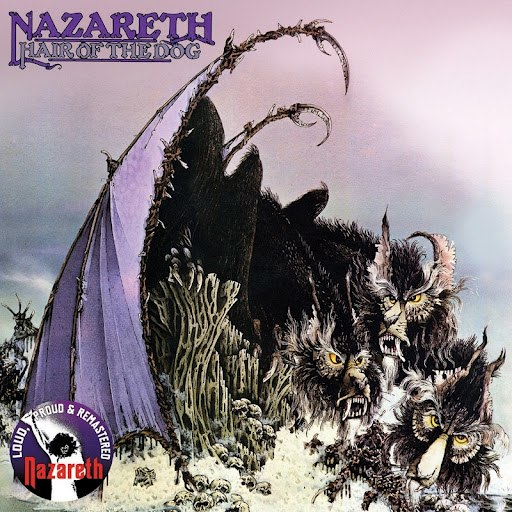 Nazareth альбом Hair Of The Dog