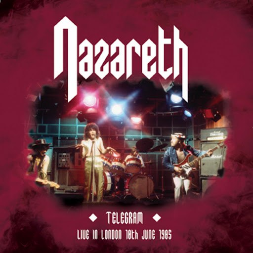 Nazareth альбом Telegram - Live in London June 10th 1985