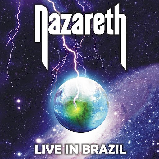 Nazareth альбом Live in Brazil - Part I