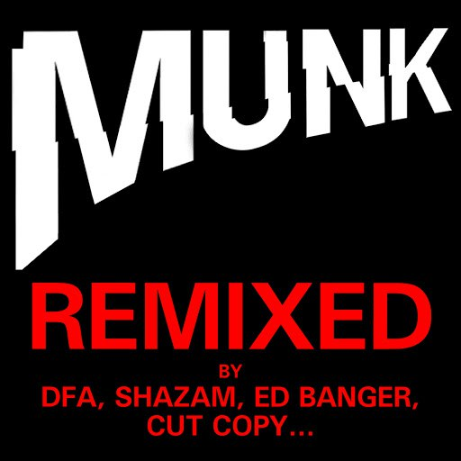 Munk альбом Remixed Compilation