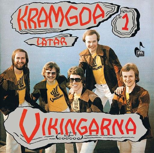 Vikingarna альбом Kramgoa låtar 1