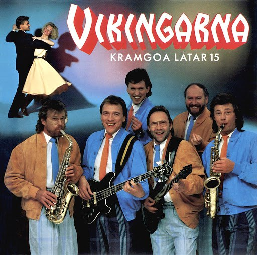 Vikingarna альбом Kramgoa låtar 15