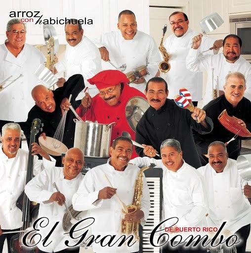 El Gran Combo de Puerto Rico альбом Arroz Con Habichuela