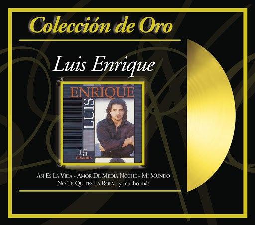 Luis Enrique альбом Colección De Oro