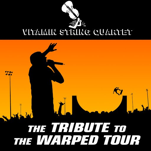 Vitamin String Quartet альбом The Tibute to the Warped Tour