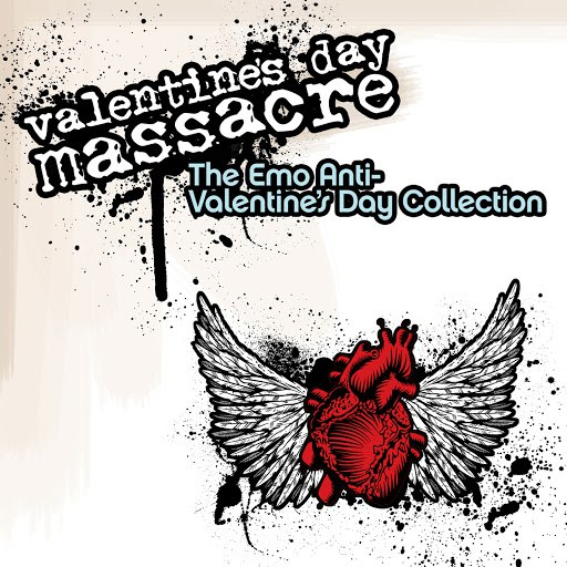 Vitamin String Quartet альбом Valentine's Day Massacre: The Emo Anti-Valentine's Day Collection