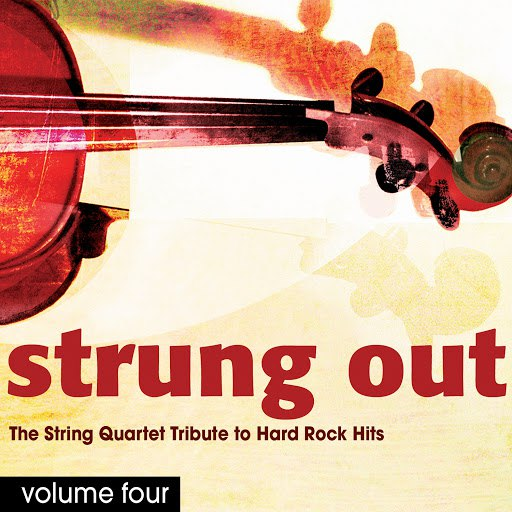 Vitamin String Quartet альбом Strung Out Volume 4