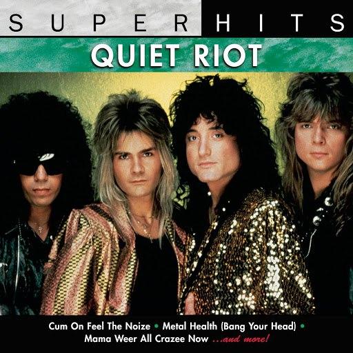 Quiet Riot альбом Super Hits
