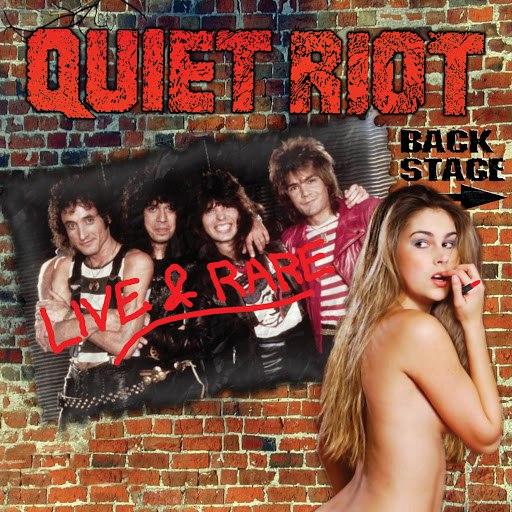 Quiet Riot альбом Live & Rare