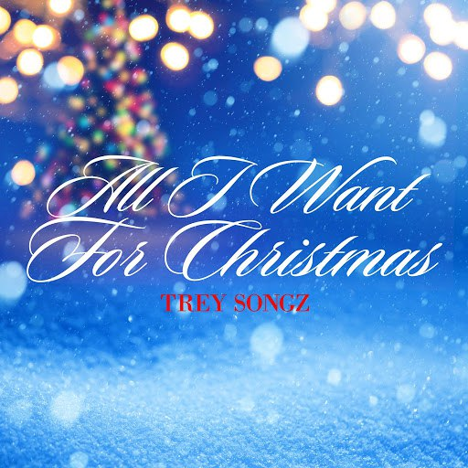 Trey Songz альбом All I Want For Christmas