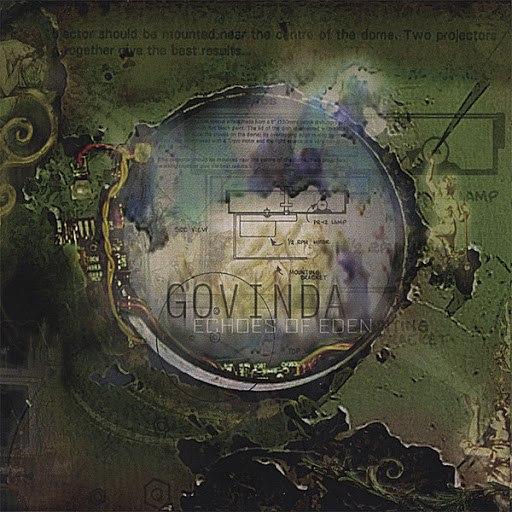 Govinda альбом Echoes of Eden