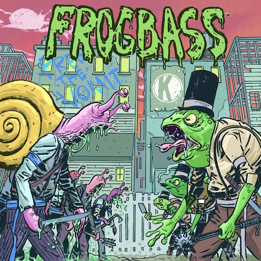 Snails альбом Frogbass
