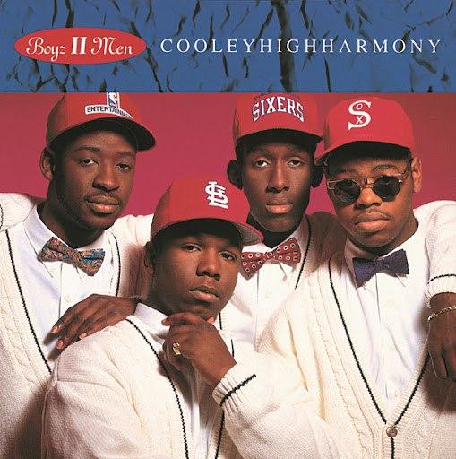 Boyz II Men альбом Cooleyhighharmony