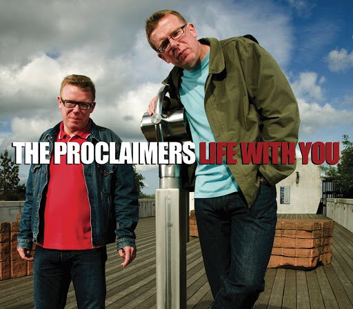 The Proclaimers альбом Life With You (Cd Single)