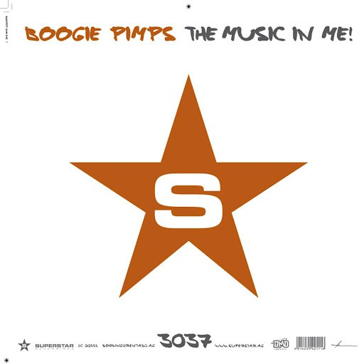 Boogie Pimps альбом The Music In Me!