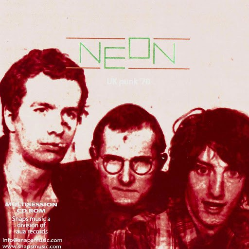 NeON альбом Sins of your fathers present...