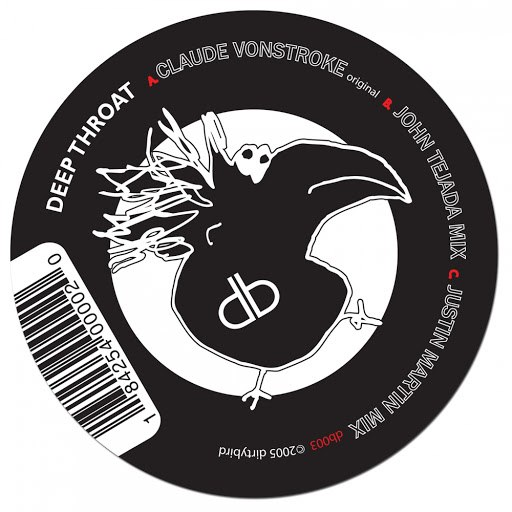 Claude Vonstroke альбом Deep Throat (Remixes)