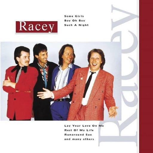 Racey альбом Racey