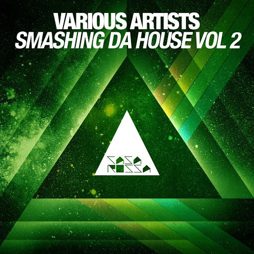 Gary Caos альбом Smashing Da House, Vol. 2 (Selected by Gary Caos)