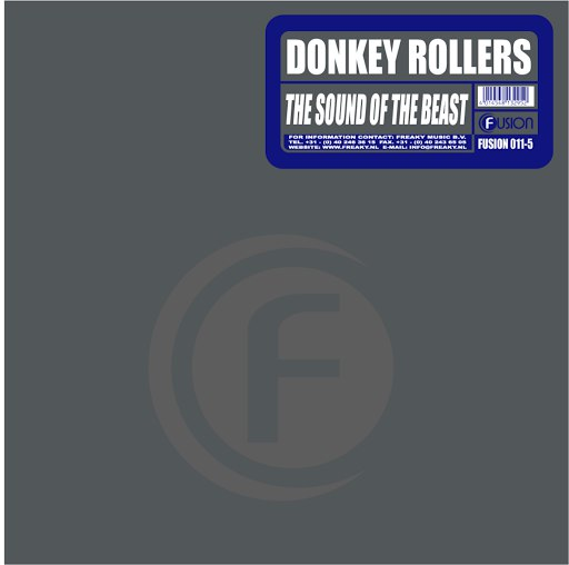 Donkey Rollers альбом The Sound of the Beast