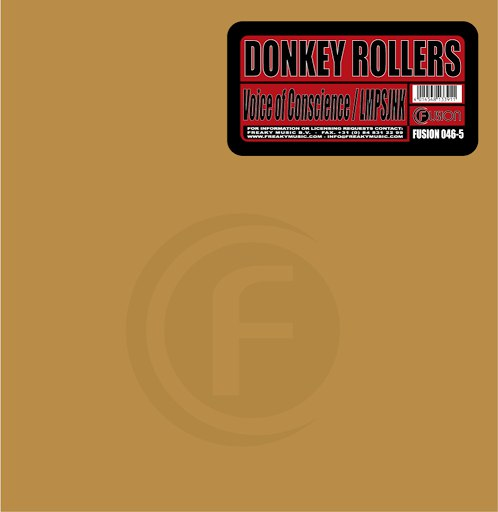 Donkey Rollers альбом Voice of Conscience