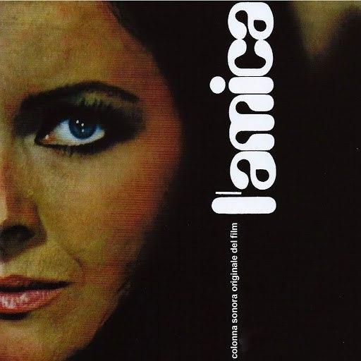 Luis Bacalov альбом L'amica (Colonna sonora originale del film)
