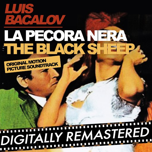 Luis Bacalov альбом La pecora nera - The Black Sheep (Original Motion Picture Soundtrack)