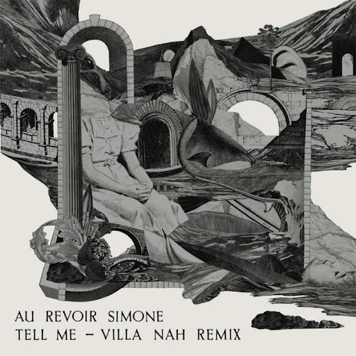 Au Revoir Simone альбом Tell Me Remix