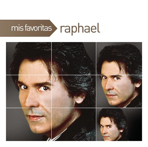 Raphael альбом Mis Favoritas