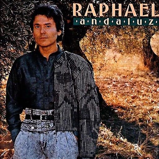 Raphael альбом Andaluz