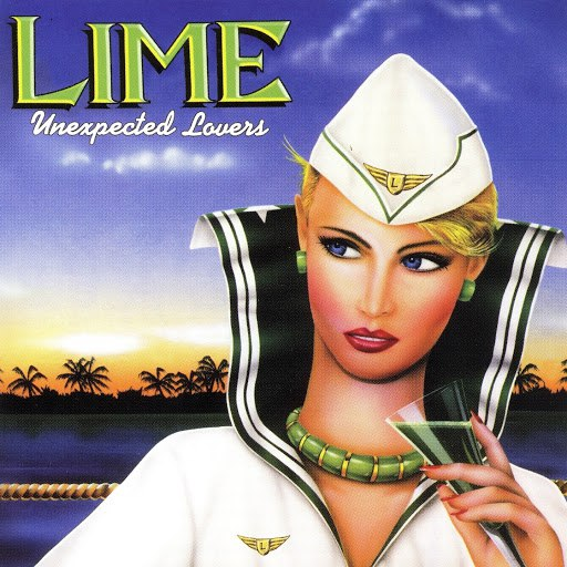 Lime альбом Unexpected Lovers
