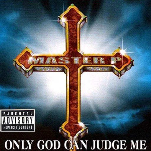 Master P альбом Only God Can Judge Me