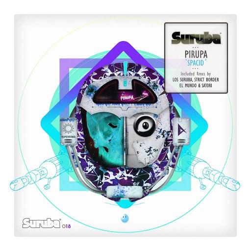 Pirupa альбом Spacid