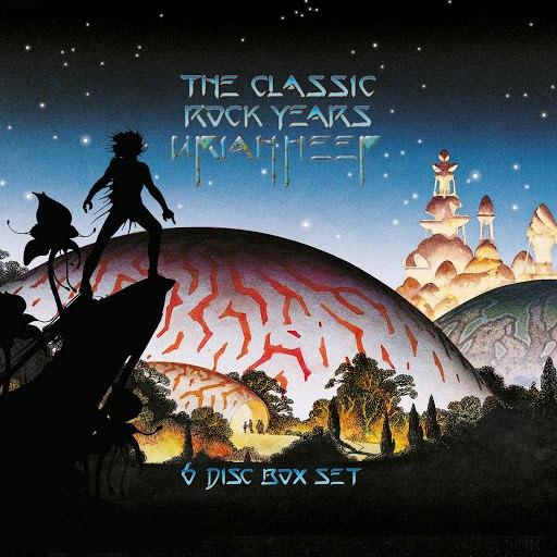 Uriah Heep альбом The Classic Rock Years (Box Set)