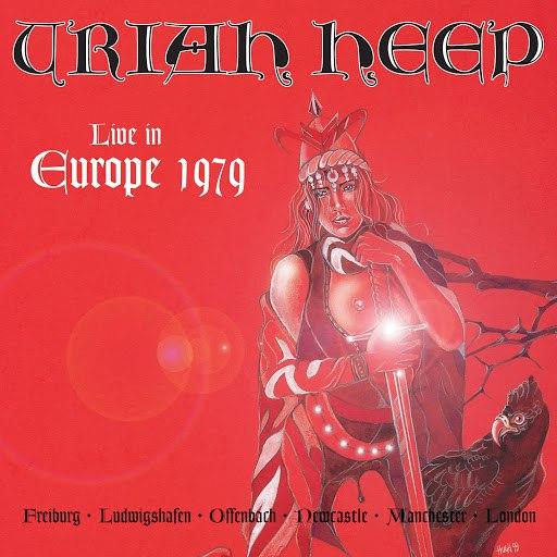 Uriah Heep альбом Live In Europe 1979
